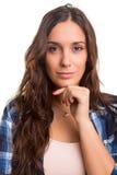 15个妇女年轻人 库存图片