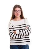 15个妇女年轻人 库存照片