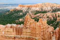 2个峡谷红色岩石 图库摄影