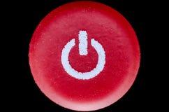 10个按钮eps格式例证次幂向量 图库摄影