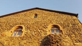 12 1567 1660个最佳的城市欧洲设防堡垒建立的fredrikstad房子房子图象使北老最旧的部分保留的s 9月石头到城镇典型是 免版税库存图片
