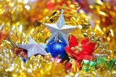 2007个球圣诞节年 库存照片