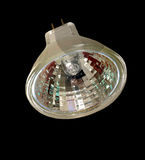 12个电灯泡卤素伏特 免版税库存照片