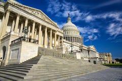 2009个秋天国会大厦状态团结了 免版税库存图片