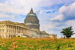 2009个秋天国会大厦状态团结了 免版税库存照片