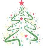 8个背景圣诞节eps归档高包括的jpeg红色解决方法结构树 抽象空白背景圣诞节黑暗的装饰设计模式红色的星形 向量例证