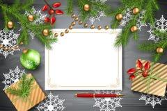 8个背景圣诞节eps文件包括的向量 图库摄影