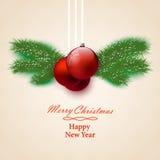 8个背景圣诞节eps文件包括的向量 库存图片