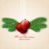 8个背景圣诞节eps文件包括的向量 向量例证