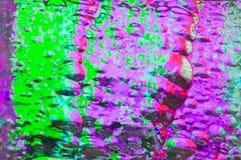 10个背景明亮的eps多彩多姿的向量 免版税库存照片