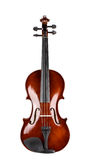 1 16个背景范围小提琴白色 免版税库存图片
