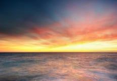 1个背景覆盖多云天空 免版税图库摄影