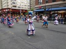 2013个舞蹈游行纽约37 免版税库存照片