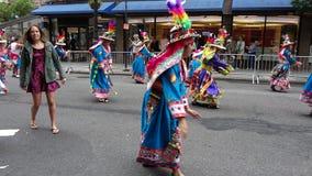 2013个舞蹈游行纽约104 免版税库存照片
