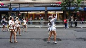 2013个舞蹈游行纽约108 免版税库存照片