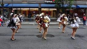 2013个舞蹈游行纽约109 库存照片