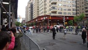 2013个舞蹈游行纽约123 库存图片