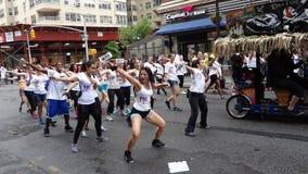2013个舞蹈游行纽约191 免版税图库摄影