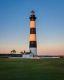1872个范围黑色bodie被编译的水平的海岛光灯塔是空白的 免版税库存照片