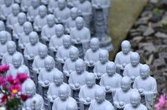 1000个身体的孩子监护人神。 免版税库存图片