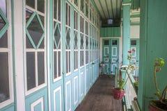 175个门的议院,瓜兰达 免版税图库摄影
