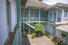 175个门的议院,瓜兰达 图库摄影