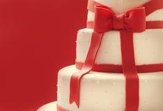 8个饼婚礼 免版税库存照片
