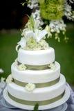 8个饼婚礼 免版税图库摄影