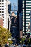 2008个4月9日加利福尼亚演示弗朗西斯科奥林匹克零件抗议者运行圣火炬未知 免版税库存照片