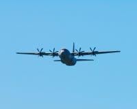 130个c军人飞行 免版税库存图片
