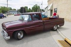 1962个GMC卡车 免版税库存照片