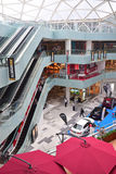 1个Mont Kiara购物中心内部看法在吉隆坡,马来西亚 免版税库存图片