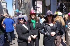 2014个NYC复活节游行10 免版税库存照片
