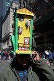 2014个NYC复活节游行23 免版税库存照片