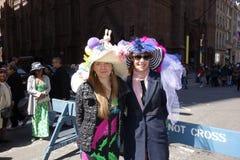 2014个NYC复活节游行32 图库摄影