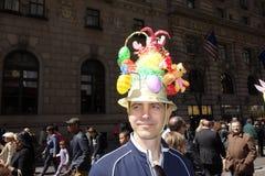 2014个NYC复活节游行35 免版税库存照片