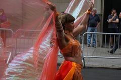 2015个NYC舞蹈游行第2部分98 免版税库存照片