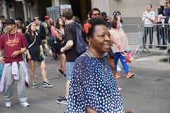 2015个NYC舞蹈游行第3部分28 免版税库存照片