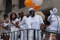 2015个NYC舞蹈游行第3部分31 库存照片