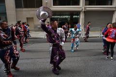 2015个NYC舞蹈游行第3部分83 免版税库存图片