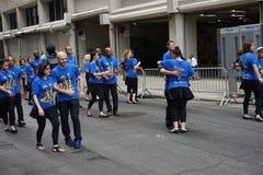 2015个NYC舞蹈游行第3部分85 免版税库存照片