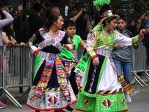 2016个NYC舞蹈游行第2部分37 库存照片