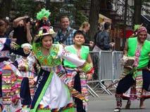 2016个NYC舞蹈游行第2部分39 免版税库存照片