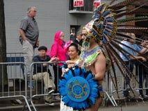2016个NYC舞蹈游行39 免版税库存图片