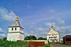中世纪东正教 库存照片