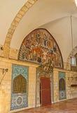 中世纪亚美尼亚大教堂 库存图片