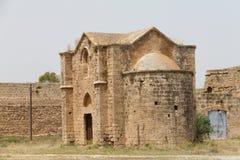 中世纪亚美尼亚教会,法马古斯塔,塞浦路斯 免版税库存照片