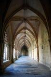 中世纪修道院 免版税库存照片