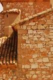 中世纪修道院 库存照片
