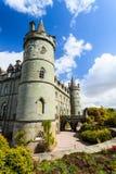 中世纪城堡在苏格兰 库存照片